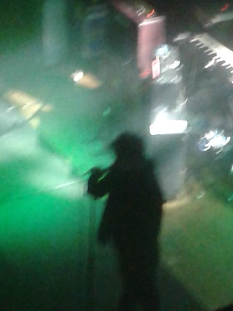 The Queen's Hall: Ian McCulloch of Echo and The Bunnymen