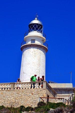 Cap de Formentor: The lighthouse of Formentor