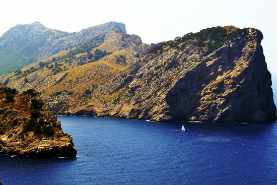 Cap de Formentor: View from the lighthouse