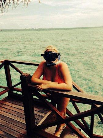 Sun Aqua Vilu Reef: Snorkel