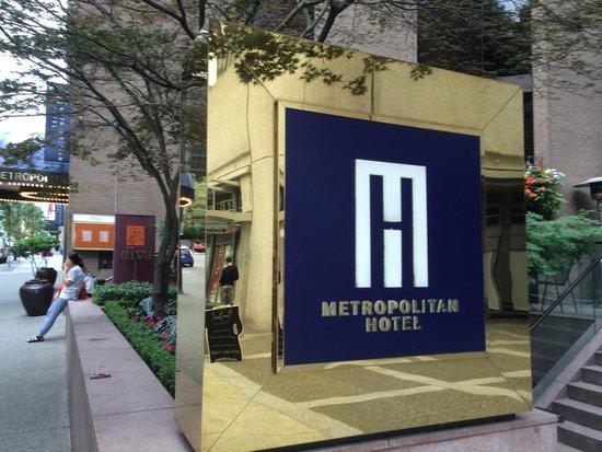 Metropolitan Hotel Vancouver: Esterno