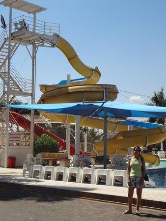 Di Roma International Resort: Toboágua