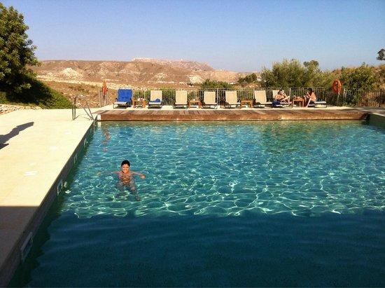 Real Agua Amarga La Joya: La piscina espectacular!