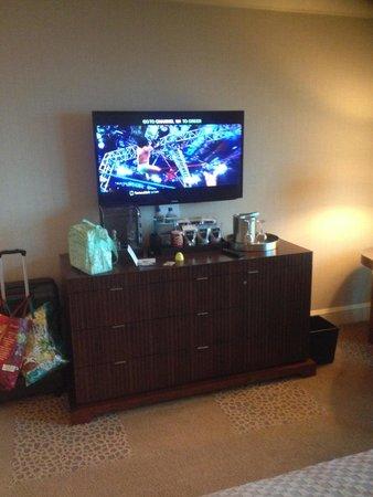 Mandalay Bay Resort & Casino : tv