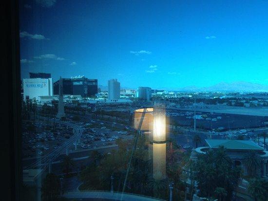 Mandalay Bay Resort & Casino : view