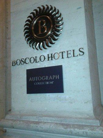 Boscolo Exedra Roma, Autograph Collection: Luxo