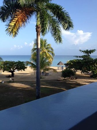 Jamaica Inn: View from Room 28