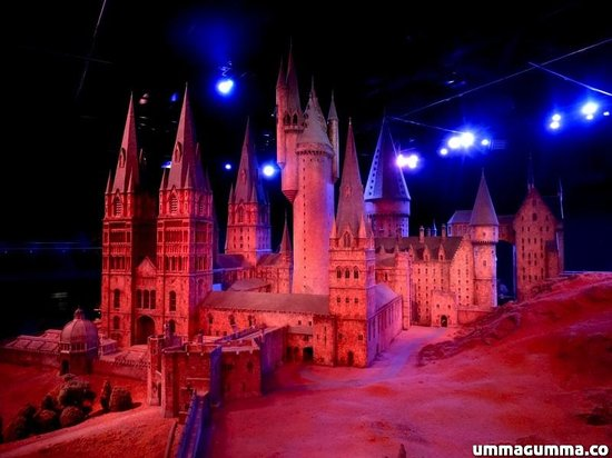 Warner Bros. Studio Tour London - The Making of Harry Potter: Studio.