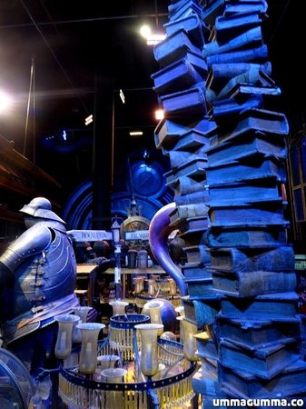 Warner Bros. Studio Tour London - The Making of Harry Potter: Studio.