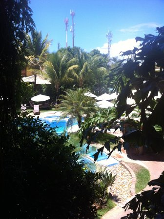 Hotel Via dos Corais: Vista dalla camera