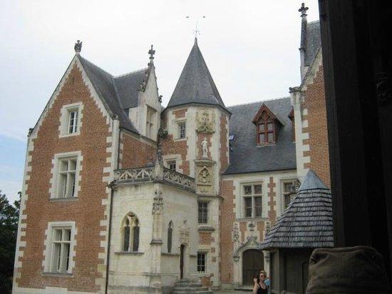 Le Clos Lucé : Château