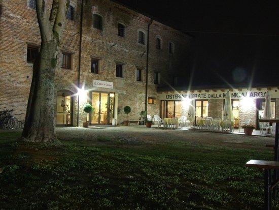 Casa a Colori in the night