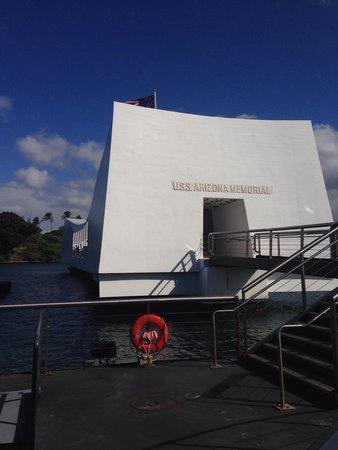 USS Arizona Memorial: Memorial