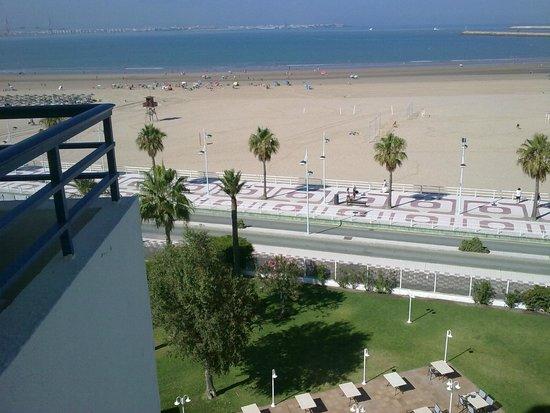 Hotel Puertobahía & Spa: Habitación con vistas al mar
