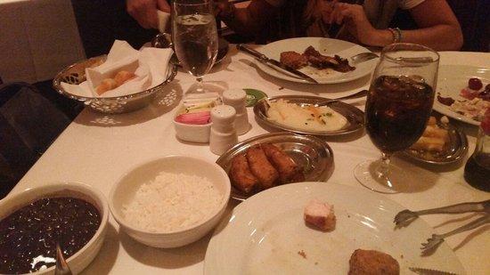 Fogo de Chao Brazilian Steakhouse: Algo del inicio