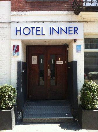 Inner Hotel : Hotel Inner Amsterdam !!