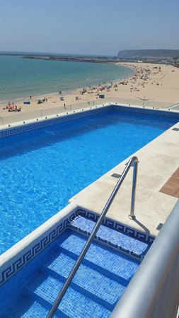 Apartamentos Playa Barbate: Piscina