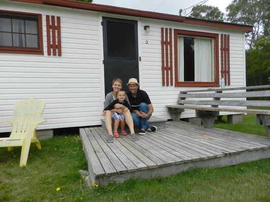 Crescent Isle Cottages