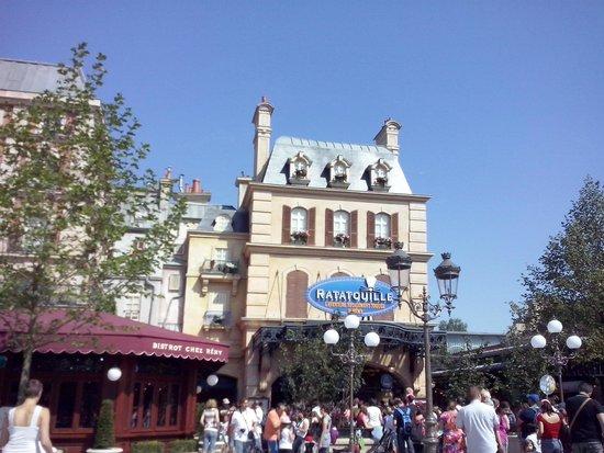 Walt Disney Studios Park: Emocionantes atracciones