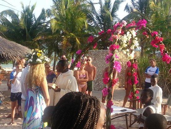 Jacaranda Beach Resort : matrimonio sulla spiaggia by Jacaranda