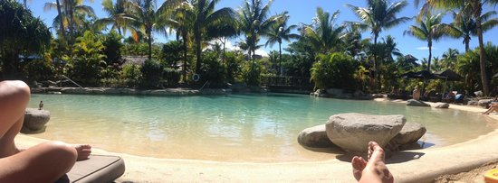 Radisson Blu Resort Fiji Denarau Island: Adults pool