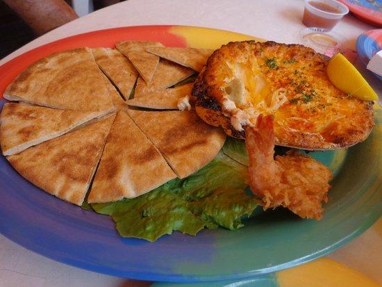 Frenchy's Rockaway Grill: Meu prato