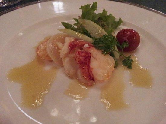 Nara Hotel: Lobster