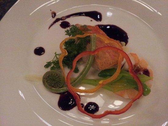 Nara Hotel: Salad