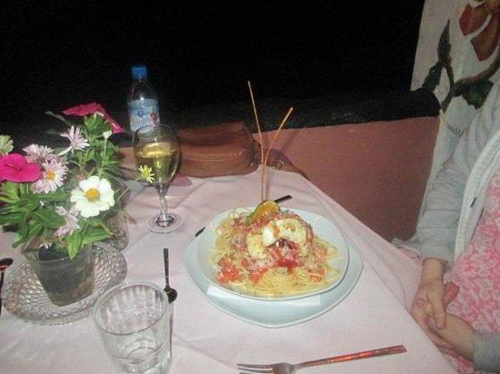 Bellavista Cafe & Restaurant : One of our popular Dish LOBSTER BOLOGNESE!!!!