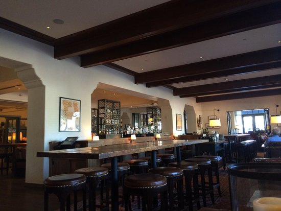Kimpton Canary Hotel: Great restaurant/bar with great food, wine and beer and a great atmosphere