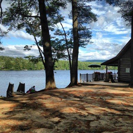 The Bethel Inn Resort: The Lake House!