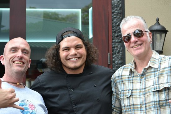 Three Fat Pigs: Hanging with Chef Ippy