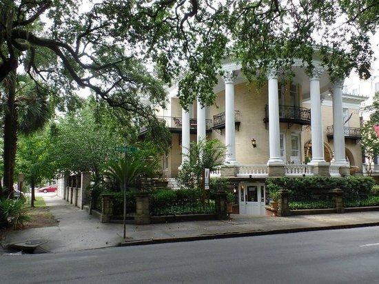 Savannah Historic District: Savannah Historic Gem
