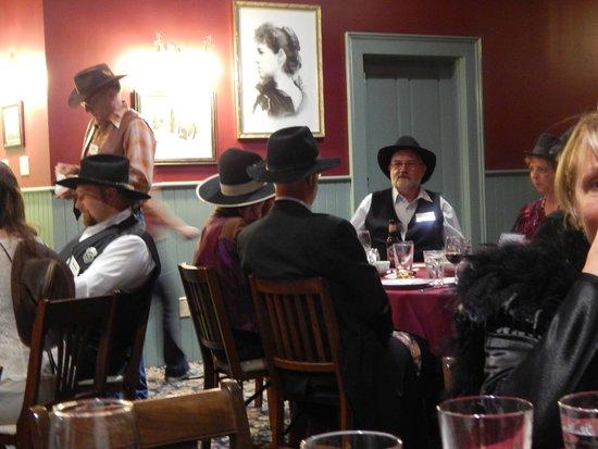 The Weinhard Hotel: Murder Mystery Dinner