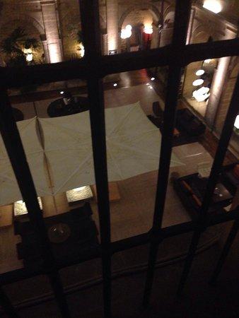 Hotel Los Agustinos : Vista del claustro