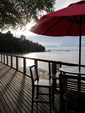 Amari Phuket: View from the pool.