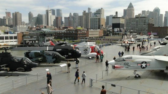 Intrepid Sea, Air & Space Museum: Intrepid