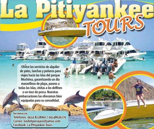La Pitiyankee Tours