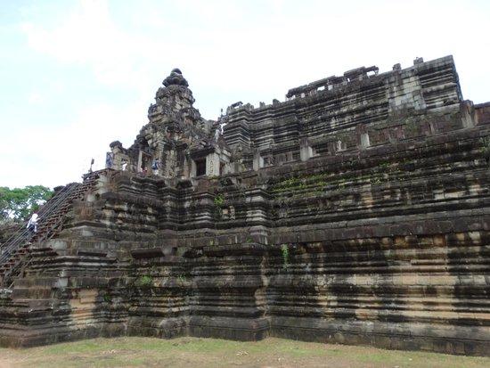 Bayon (Angkor) : ピミアナカス