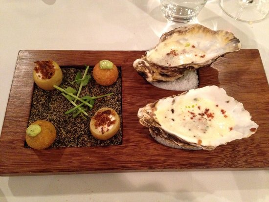 100 Maneiras: Surprise oyster