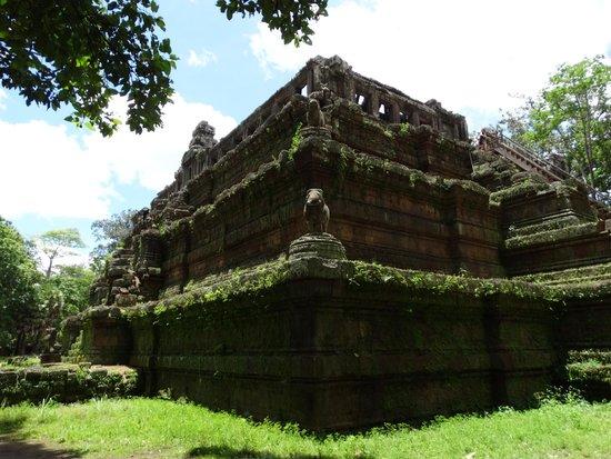 Bayon (Angkor) : パプーオン