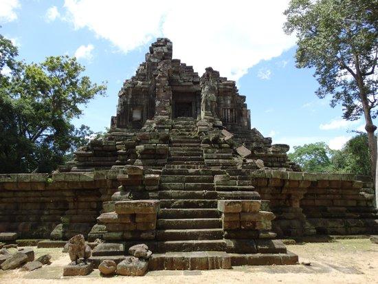 Bayon (Angkor) : プリア・ピトゥ