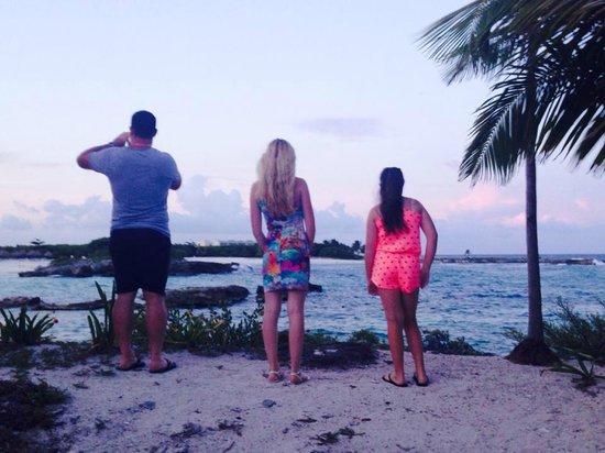 Grand Sirenis Riviera Maya Resort & Spa: View of beach