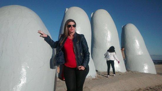 Los Dedos Playa Brava: monumento