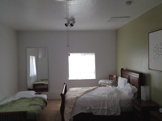 The Jensen Inn: The Family room