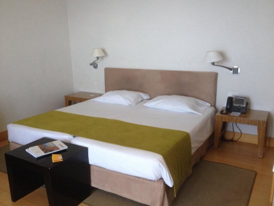 Golden Residence : Chambre.