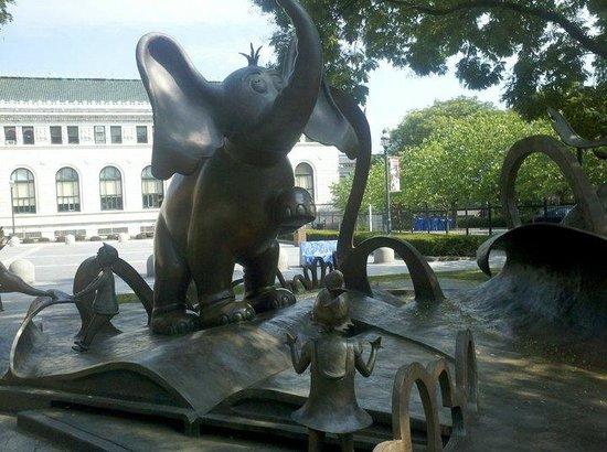 Springfield Museums : Park
