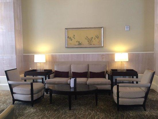 The Westin South Coast Plaza : Lobby Bar