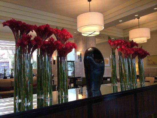 The Westin South Coast Plaza : Lobby