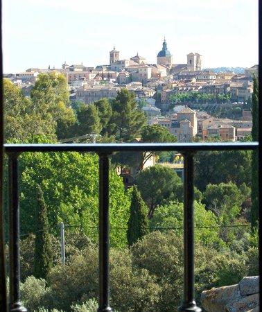 Hotel Abaceria: Vista do apartamento
